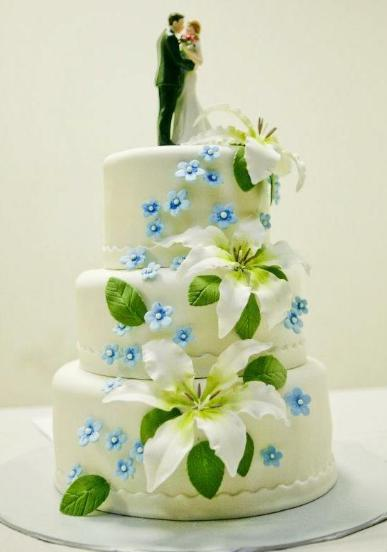blue green and white wedding cakes photo gallery wedding cakes 11988